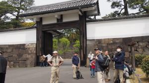 桜田門だ。
